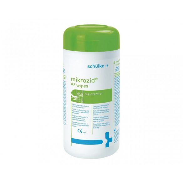Mikrozid AF felületfertőtlenítő kendő 150 lap adagolós dobozban