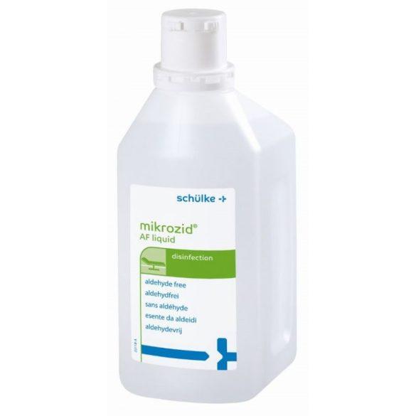 Mikrozid AF felületfertőtlenítő liquid (1l)