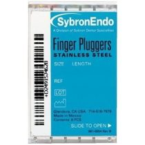Finger Pluggers 25mm ISO 20-45 (6 db)