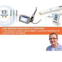 2019.12.13. - A mai modern endodoncia áttekintése