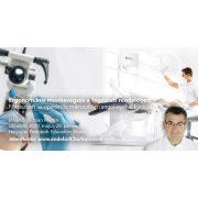 2020.05.29. - Ergonómikus munkavégzés a fogászati rendelőben - Fókuszban az operációs mikroszkóp (angol nyelvű kurzus)