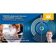 2020.10.09. - HOGYAN alkalmazzuk sikeresen a VDW.ROTATE rendszert - Dental World