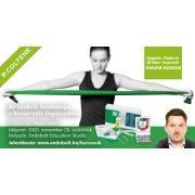 2020.11.26. - Az izoláció fontossága a konzerváló fogászatban - ONLINE kofferdam kurzus