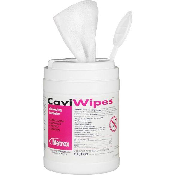 CaviWipes felületfertőtlenítő kendő (160db)
