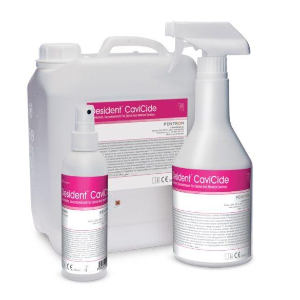 Desident CaviCide tisztító és felületfertőtlenítő csomag