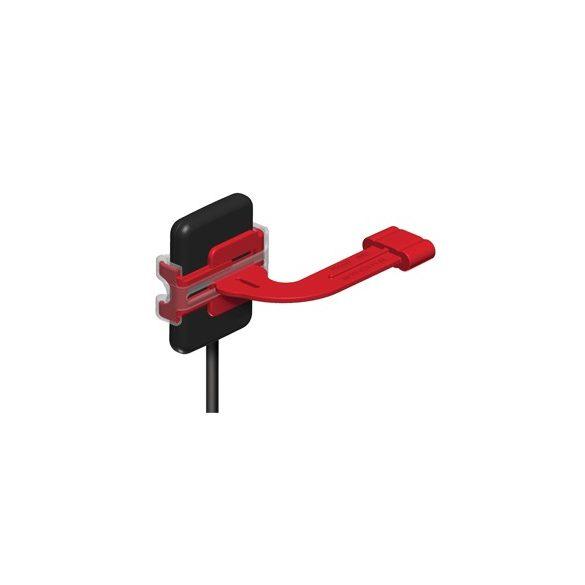 Rinn XCP-DS Fit digitális szenzortartó piros, vertikális szárnyasfelvételhez (2db)