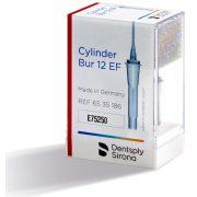 Cylinder Bur 12 EF (6 db)