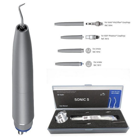 Sonic S Air Scaler