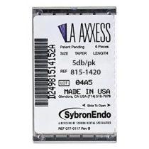 LA Axxes kerek karbid fúró (5db)