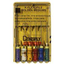 Golden Mediums K-Flexofile (6 db)