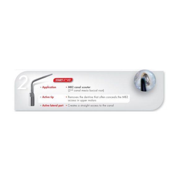 Start-X ultrahangos fej készlet (6db)