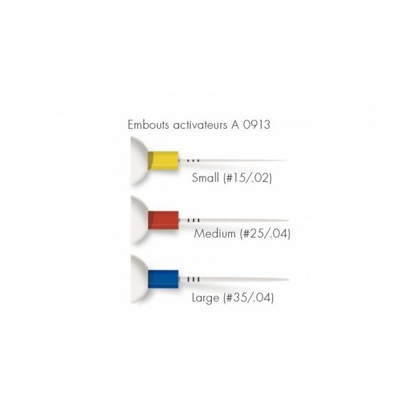 Endo Activator hegyek (25db)