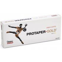 ProTaper Gold papír csúcsok