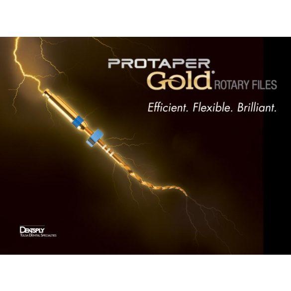 ProTaper Gold guttapercha (60db)