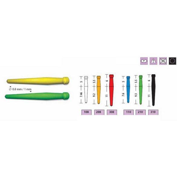 Uniclip csap készlet 0,8mm-1,0mm