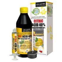 Citric Acid 40% (200g)