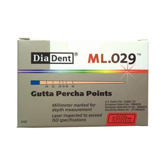 ML.029 Guttapercha Points ISO 015-140 (120db)