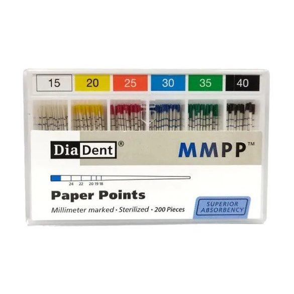 MMPP Papir Points 015 - 140-ig (120db)