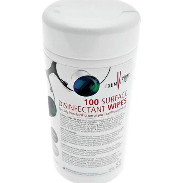 ExamVision Loupe tisztító törlőkendő (100 db)