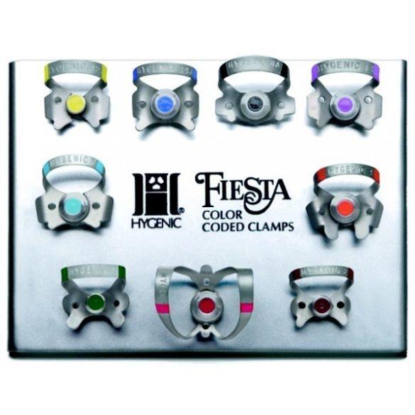 Hygenic Fiesta Színkódolt Szárny Nélküli Kapocs (1 db)