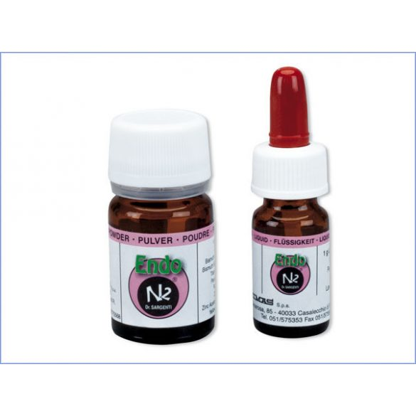 N2 endodontic cement 10+6 gramm
