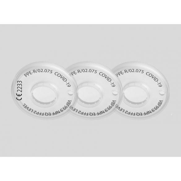 KC maszk filter (10 db)