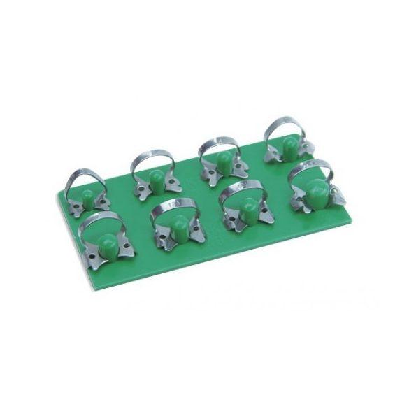 Kofferdam kapocs készlet 8db-os moláris - premoláris