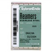 Reamers ISO 045-080 21-25-30mm (6db)