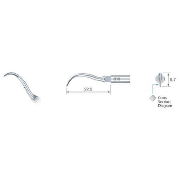 G13 Ultrahangos depuráló fej (1db)