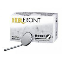 HR Front mikroszkópos tükörszem 0-s méret 14mm (6db)