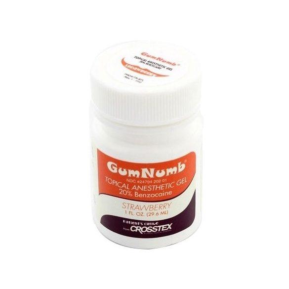 Gumnumb epres érzéstelenítő zselé (30 g)