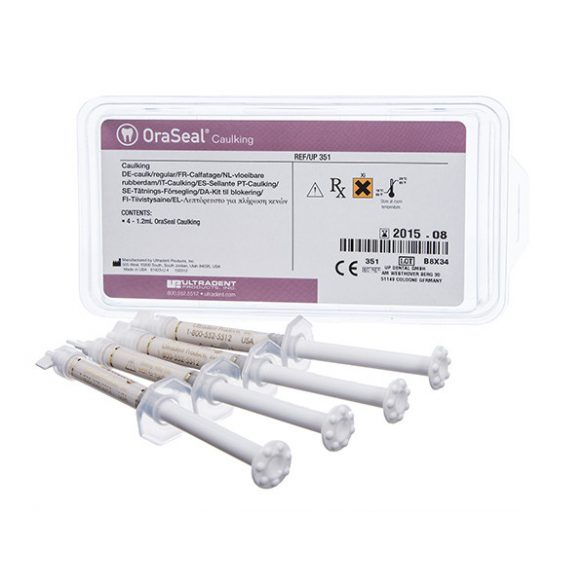 Oraseal Caulking (4x1,2 ml)