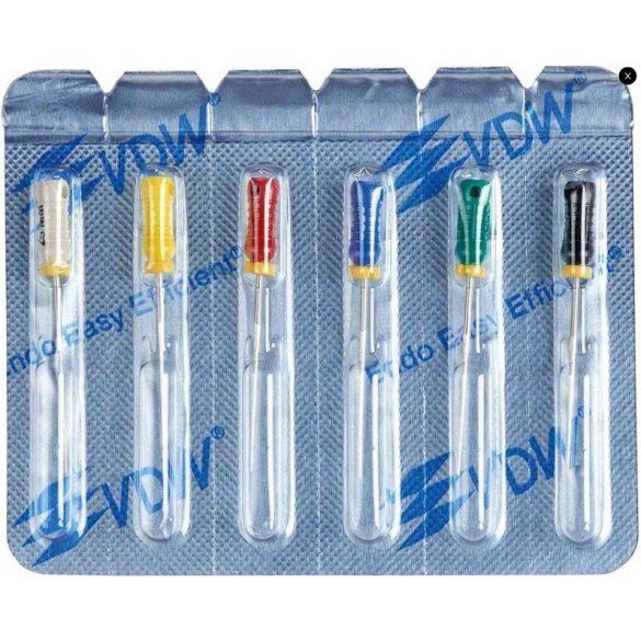 Finger Plugger 25 mm ISO 015-040 (6 db)