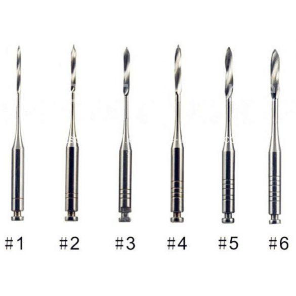 Peeso Enlarger csap előfúró 19 mm (6db)