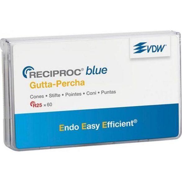 Reciproc Blue guttapercha (60db)