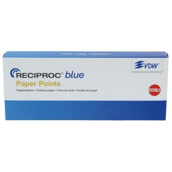 Reciproc Blue papír csúcsok (180db)