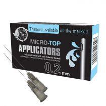 Micro Top applikátor 0,2 mm (20 db)