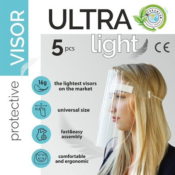 Ultra Light védőpajzs (5 db)