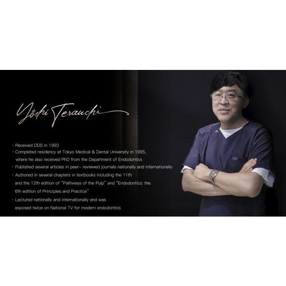 Dr. Yoshi Terauchi AI-Motor - Limitált Kiadás